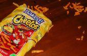 Cómo fumar un Cheeto