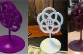 3D impreso la torta de