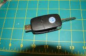 USB y llave Flip