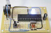 Perfboard Hackduino (circuito de Arduino-compatible $8)