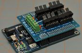 Hacer un amplificador de 8 Dual Motor controlador para $40