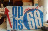 """Pintando un signo de """"antiguo"""""""