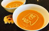 Sopa de calabaza Spooky