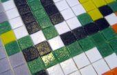 BRICOLAJE juego Video carácter mosaico: Bubble Bobble (w/fotos)