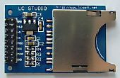 Tarjeta de registro protector de Arduino DIY SD
