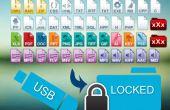¿Cómo proteger tus archivos dentro de tu unidad USB?