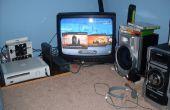 Mantener su calor Xbox 360 Cool, ahorro de energía, un área y usar su propio disco duro