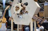 El Hexachord, un instrumento Musical controlado por Arduino