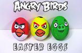 Huevos de Pascua de Angry Bird