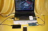 Sensor de temperatura LM35 con registro de datos en tarjeta SD en Intel Edison