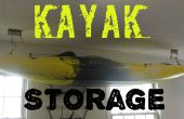 Almacenamiento en kayak