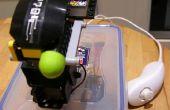 Arduino / Wii control torreta de cohetes Lego Star Wars