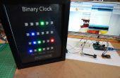 Reloj binario utilizando Neopixels