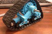MatTracks 3D impreso para coche RC de escala 1/10