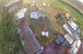 Back yard festival