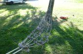 Chatarra de hamaca de cuerda