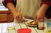 Cómo hacer una mermelada de Chile Jalapeño y PB Sandwich