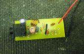 Montaje de un tablero de v0.24 Niftymitter - un transmisor FM de corto alcance