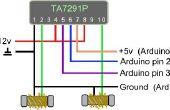 Cómo controlar un electroimán con un Arduino
