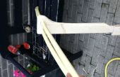 Advanced wooden crossbow
