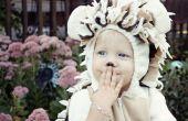 Disfraz de erizo bebé DIY