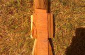 Estatua de madera