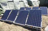 Cómo a su Off-Grid Solar pilas