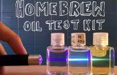BRICOLAJE de aceite contaminación prueba