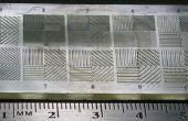 Ember impresora: Resolución Horizontal de medición