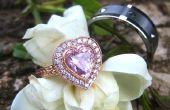 Diseño de su anillo de boda/compromiso