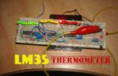 Termómetro de 35 LM