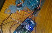 Controlar un brazo robótico utilizando Arduino, 1Sheeld y un Android Smart Phone