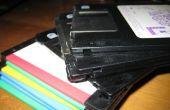 Ese disquete del tirón! ¿