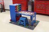Estación de creación Lego portátil