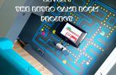 NIVEL 1 - el proyecto de sala de juegos Retro