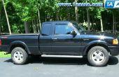Cómo reemplazar Cables de puerta trasera en un 1993-2011 Ford Ranger