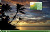 Windows 7 Starter: Manera fácil cambiar fondo de pantalla
