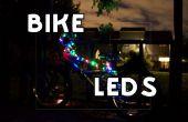 Compensar su luz de bicicleta estilo y seguridad