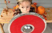 Escudo del dragón vikingo