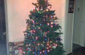 Luces de Navidad de la Shell de escopeta!