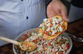 Cómo hacer Ceviche de pescado