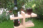 Fácil construir punto vino