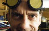 Steampunk-anteojos de seguridad