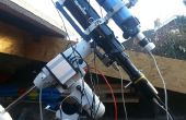 Telescopio Observatorio conversión