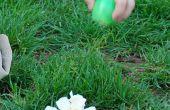 """Cómo hacer huevos de Pascua """"Floración"""""""
