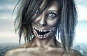 Ataque en Titan - Tutorial de maquillaje SFX