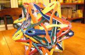 Uheska: un Stellation cartón 3D