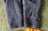 Guantes Thinsulate suéter con un bolsillo de HotHands!