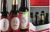 Calendario de Adviento de cerveza (calendario Beervent)
