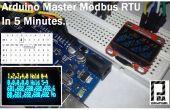 Modbus RTU Master con Arduino en 5 minutos parte 1